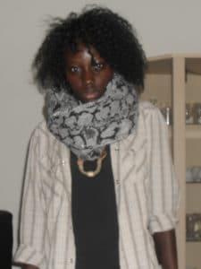 Madou, noire et coincée